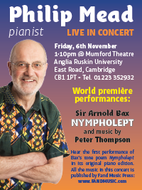 Philip Mead Live in Concert