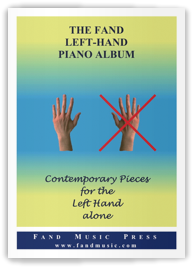 The Fand Left-Hand Piano Album